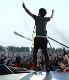 Billie Joe live at Milton Keynes Bowl