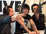 Green Day 1LIVE radio interview (With Subtitles)